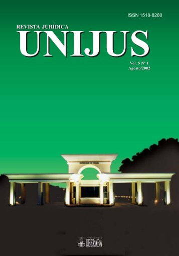 capa unijus 5.p65 - Uniube