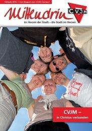 Regelmäßige Angebote - CVJM Stuttgart
