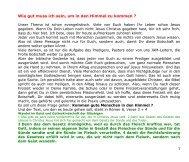 Message Römer 8 - CVJM Wilden