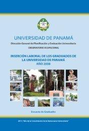 Inserción Laboral de los Graduados de la Universidad de Panamá ...