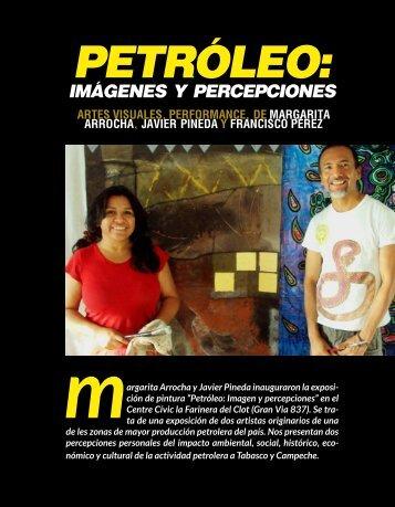 """""""Petróleo, imágenes y percepciones"""", Margarita ... - Ediciones Morbo"""