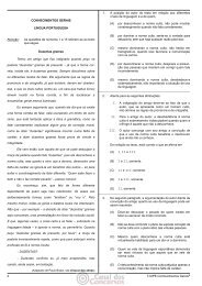 2 TJUPE-Conhecimentos Gerais5 CONHECIMENTOS GERAIS ...