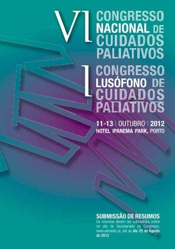 Cartaz - Associação Portuguesa de Cuidados Paliativos