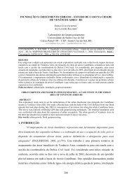 288 INUNDAÇÃO X CRESCIMENTO URBANO – ESTUDO ... - CFH
