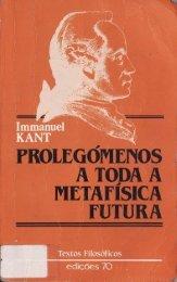 Kant - OUSE SABER!