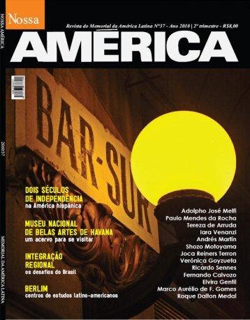 Revista - Memorial da América Latina