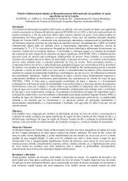 Modelos tridimensionais digitais no Biomonitoramento ...