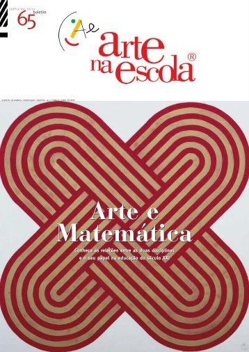 Arte e Matemática Arte e Matemática - Arte na Escola