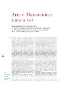 Arte e Matemática Arte e Matemática - Arte na Escola - Page 4