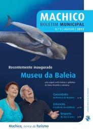 Museu da Baleia - Câmara Municipal de Machico