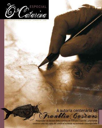 O Catarina - Fundação Catarinense de Cultura