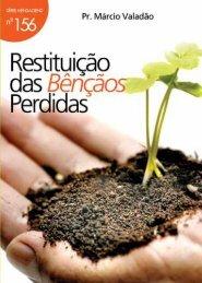 Restituição das Bênçãos Perdidas - Lagoinha.com