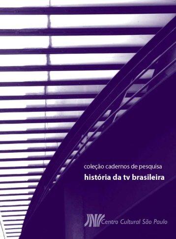clique aqui para download - Centro Cultural São Paulo