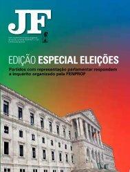 EDIÇÃO ESPECIAL ELEIÇÕES - Fenprof
