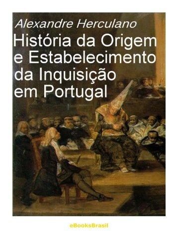 (Hist\363ria da Origem e Estabe...) - eBooksBrasil