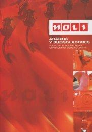 Descargar catálogo (PDF) - Agrícola Noli