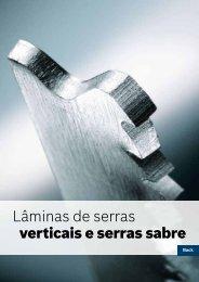Lâminas de serras verticais e serras sabre - Ferramentas eléctricas ...