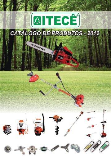 catálogo de produtos - ITECÊ