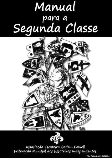 Manual para a Segunda Classe.