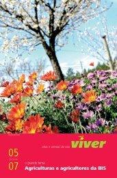 Revista Viver 5 - Agriculturas e agricultores da BIS - Adraces