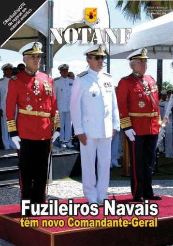 Passagem de Comando ComGerCFN - Marinha do Brasil