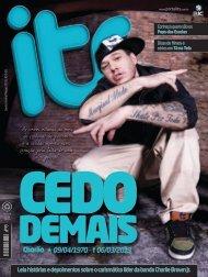 Clique aqui para fazer o download da revista em formato ... - Portal Its
