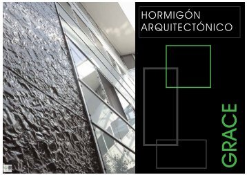 HORMIGÓN ARQUITECTÓNICO - Concretonline