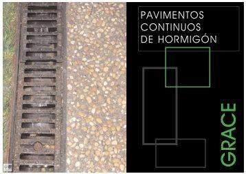 PAVIMENTOS CONTINUOS DE HORMIGÓN - Concretonline