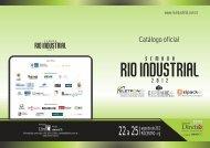 Baixe o Catálogo Oficial das empresas expositoras da Semana Rio ...