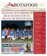D E S T A Q U E em - Botafogo em Destaque