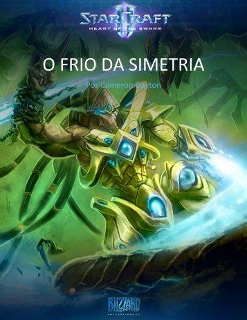O FRIO DA SIMETRIA