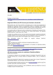 17 a 18-11-2009 - Universidade Federal de Uberlândia