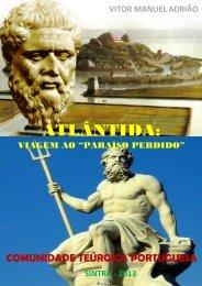 Atlântida – Viagem ao Paraíso Perdido – Por Vítor Adrião