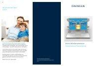 Daimler Betriebskrankenkasse Datenschutz und ... - Daimler BKK