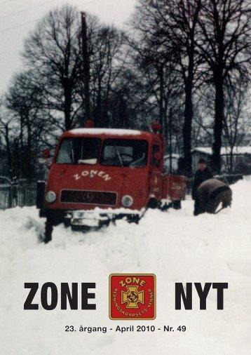 23. årgang - April 2010 - Nr. 49 - Zone-Redningskorpsets