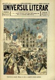 Bombardarea oraşului Milano de către o escadrilă ... - BCU Cluj