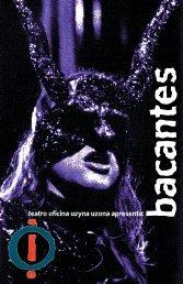 programa de bacantes 1996 (pdf, 30 pgs., 9 mb) - Uol