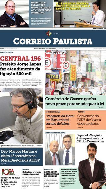 Redações e provas do atraso educacional - Correio Paulista