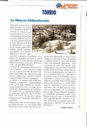 ARTICOLI TORRIO - 2010 N°1 Leggi