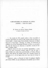 CAMPANIFORME DA BARRADA DO GRILO (TORRÃO ... - Bibliotecas