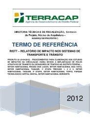 Doc 03- Termo de Referência - Terracap - Governo do Distrito Federal
