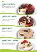 Tortai, konditeriniai krepšeliai - Page 4