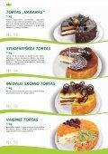 Tortai, konditeriniai krepšeliai - Page 6