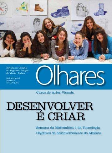 DeSenVoLVeR É CRiAR - DSpace no CSCM-Lx - Colégio Sagrado ...