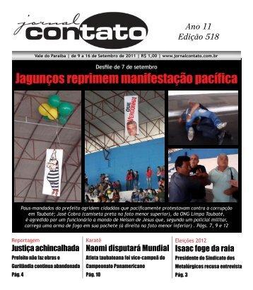 518 - Jornal Contato