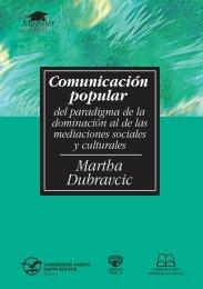SM21-Dubravcic-Comunicación popular.pdf - Repositorio UASB ...