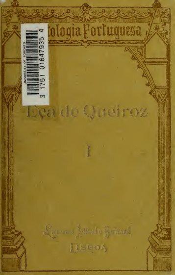 Eça de Queiroz. [Obras]