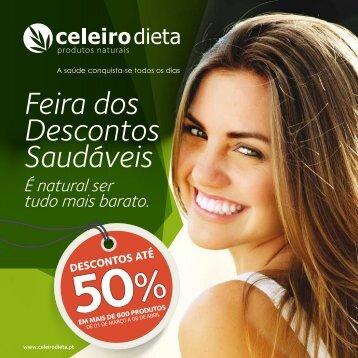 Feira dos Descontos Saudáveis - Celeiro-Dieta