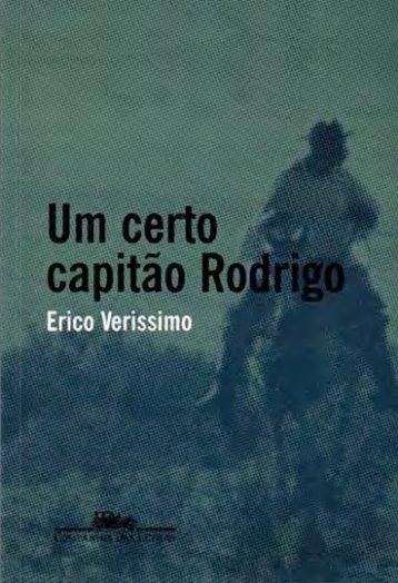 Um certo capitão Rodrigo - Uploadingit