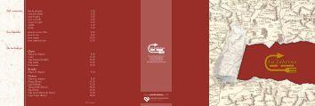carta en PDF - Aroi Hoteles Ponferrada